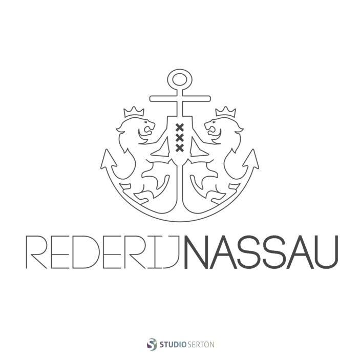 Ontwerp Logo Rederij Nassau