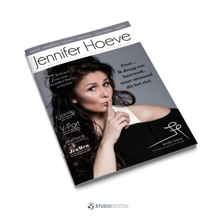 Magazine Jennifer Hoeve